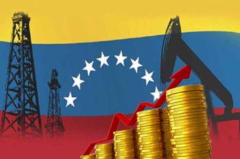 تبعید اقتصاد ونزوئلا از نفت به طلا