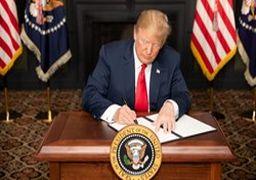 در بیانیه ترامپ پس از امضای فرمان اجرایی بازگشت تحریمهای ایران اعلام شد؛اعمال 17 دور تحریم علیه ایران در دوره ترامپ