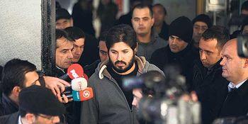 حکم ممنوعیت خروج رضا ضراب از خاک ترکیه لغو شد