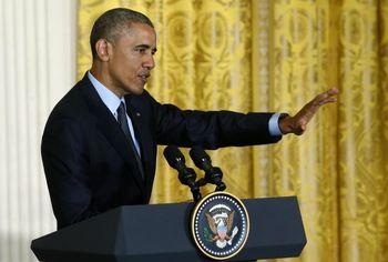 اوباما: از تأخیر مسکو در تحویل اس-300 متعجب بودم