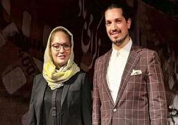 جدیدترین عکس منتشر شده از خانم سوپراستار سینمای ایران به همراه دخترش + عکس