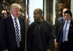 قرار ملاقات ترامپ با یک رپر