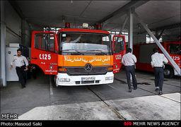 انفجار مهیب در تهرانپارس+عکس