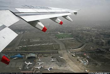 ورود سالمندی که صدای ایرانیها را درآورد/هواپیمای 24سالهای که به ایران میآید