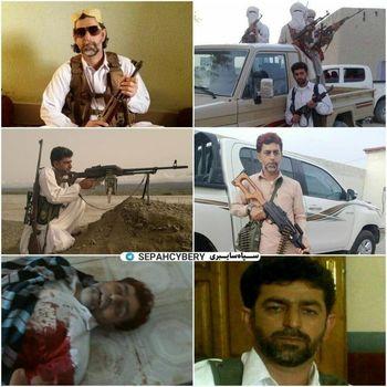 طراح حمله انتحاری به اتوبوس سپاه پاسداران به هلاکت رسید+ عکس