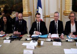 آقای مکرون برای سخنرانی دیر شده است؟ پاریس یک ماه در تصرف جلیقهزردها