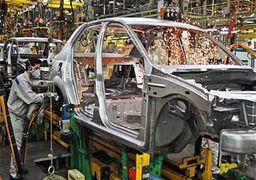 مشکلات داخلی موجب افت صنعت خودروسازی می شود