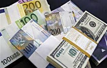 قیمت یورو بالا رفت، پوند انگلیس پایین آمد +جدول نرخ ارز 26 آبان