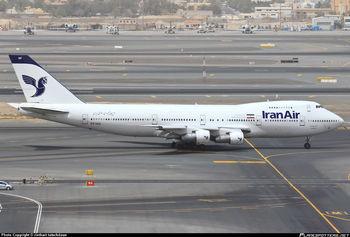 بویینگ به ایران ایر قطعات هواپیما می فروشد