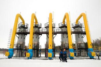 اتصال شبکههای گازی اسلواکی و مجارستان
