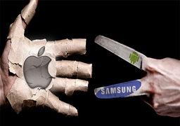 سامسونگ در اوج؛ اپل در قعر!