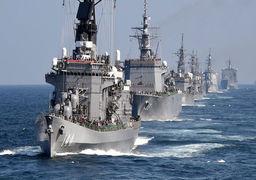 اعزام کشتیهای نظامی آمریکا به منطقه با صدها موشک و جنگنده
