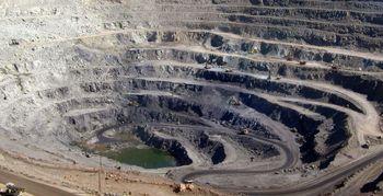 اعتصاب مردم به خاطر واگذاری شرکت سنگ آهن مرکزی و دو معدن بافق