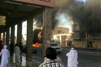 انفجار خودرو بمب گذاری شده در عربستان