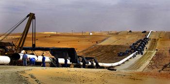 صف گازی پشت درهای ایران
