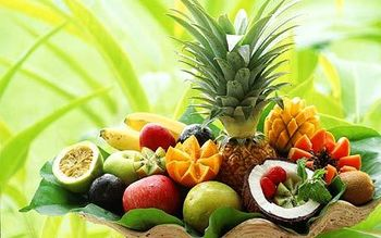 واردات انبه، آناناس و نارگیل آزاد شد