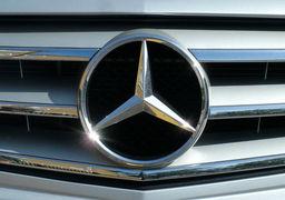 خودرو سواری بنز در ایران تولید می شود