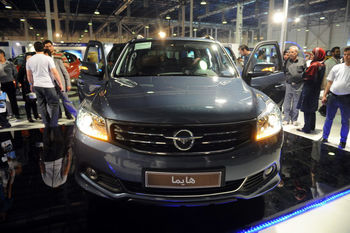 تولید 2 هزار خودرو هایما تا پایان امسال