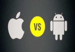 وفاداری کاربران به اندروید بیشتر از iOS است