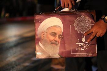 لینک پخش زنده سخنرانی حسن روحانی در مشهد + آدرس