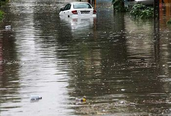 سیل ۹۰۰ نفر را بیخانمان کرد/ کشته شدن ۳ نفر در سیلاب جنوب کشور
