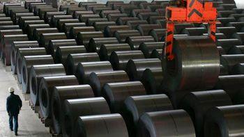 رشد قیمت فولاد پس از انتشار آمار مسکن چین