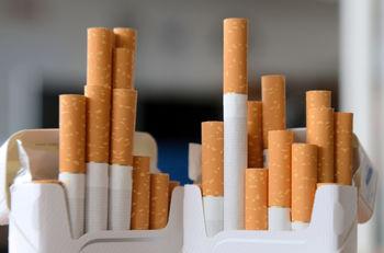 رشد 97 درصدی صادرات سیگار