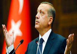 ماهیگری اردوغان از آب گل آلود هلند