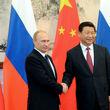 آمریکا همه کشورهای در تعامل با چین و روسیه را تحریم می کند!