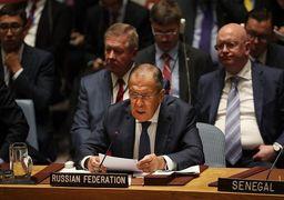 لاوروف در شورای امنیت: روسیه متعهد به حفظ برجام است