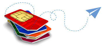 فروش سیم کارت خارجی ممنوع است