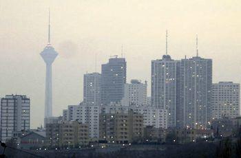 هوای تهران؛ سالم یا ناسالم؟ / در یک ماه اخیر تهران هوای پاک را تجربه نکرده است
