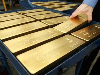خاموشی بازارهای سهام، طلا را صعودی کرد/ هر اونس 1215 دلار