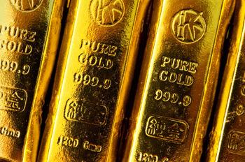 طلا صعودی شد/ هر اونس 1171 دلار