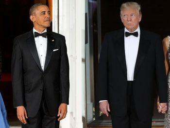 انتقاد توئیتری اوباما از ترامپ