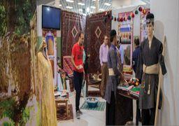 نمایش دستاوردهای فعالین بومگردی در ایران مال