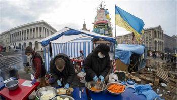 دومین فصل پیاپی رشد اقتصادی برای اوکراین