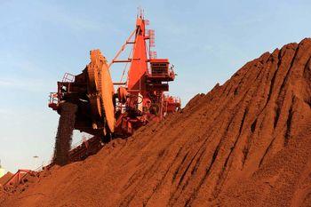 سومین جلسه متوالی رشد قیمت سنگآهن جهانی