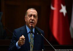 اردوغان: عملیات نظامی در شرق فرات به زودی آغاز میشود