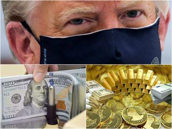 درخشش بورس در روز نزول سکه و دلار+جدول ونمودار