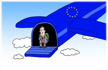 عواقب اقتصادی خروج بریتانیا از اتحادیه اروپا/ احتمال رکود 3 برابر میشود