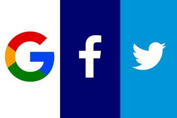 سایه انتخابات آمریکا بر سر غولهای اینترنتی توئیتر، گوگل و فیس بوک