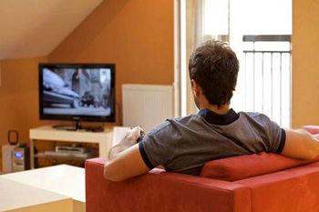 ساخت تلویزیون های بسیار مقاوم و ضد ضربه +فیلم