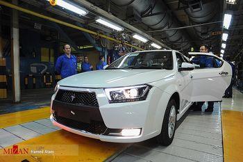 لوکس ترین محصول صنعت خودروسازی ایران