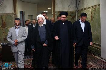 انتقاد تند جماران از اقدام بیسابقه حسن روحانی در هفته دولت!