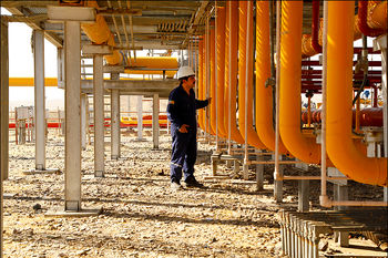 آغاز مشارکت گازی ایران-آلمان