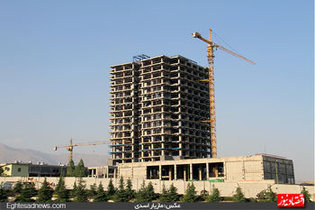 کاهش 25درصدی صدور پروانههای ساختمانی در تهران
