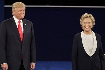 ایالتهایی که ترامپ را پیروز انتخابات 2016 کردند، اکنون علیه او رای دادند