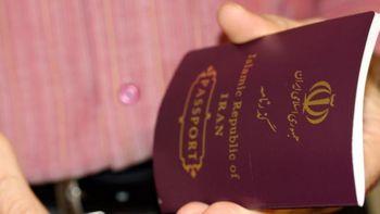 پاسپورت ایرانی از عرش تا فرش