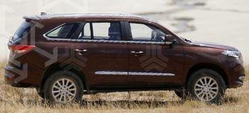 آغاز تولید نخستین خودرو شاسیبلند آفرودی در سایپا